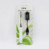Pen style electronic cigarette ego e vapor kit ego ce4 ce4 plus ego ce5 blister kit starter kit ego ce4 electronic smoking ecig