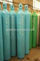 وارتفاع ضغط غاز النيتروجين 40l استخدام اسطوانة غاز النيتروجين