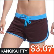 Factory direct sales simpsons boxer shorts men K8212-DK