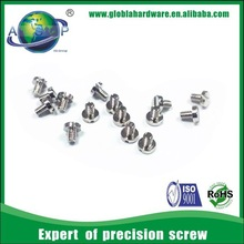 machine screws precision machine screw m0.5-1.4 diameter