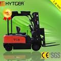 Prix usine chariot élévateur électrique/1.8 ton petit capacité 3- roue chariot élévateur électrique/chariot élévateur manuel pour la vente avec du ce