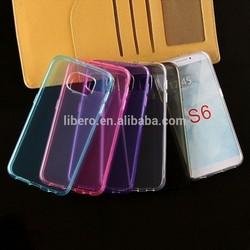 Ultrathin Soft Gel Case For Samsung Galaxy S6 Case Tpu Cover
