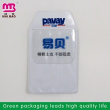 own factory pvc gift handle bag pvc tote bag for promotion