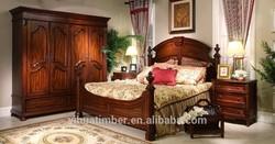soild ITALY classic design bedroom sets