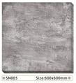 De vidro telha cerâmica, Cimento telha de assoalho, Telha de assoalho LD SN005