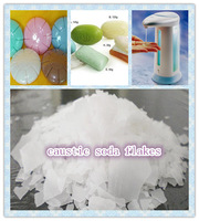 (HS code 2815110000) soap making sodium hydroxide/caustic soda flakes
