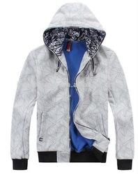 100% cotton thick fleece merino wool hoodie for mens