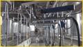 التلقائي البقر حليب صالون سوينغ-- العظم نوع lm30 قياس إلكترونية