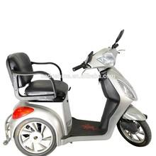 Ce novo design elétrico de três rodas de scooter motorizada 2015