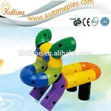Pipeline shape baby DIY educational block toy
