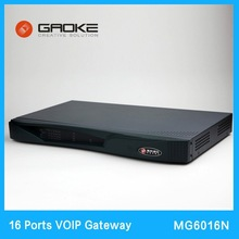 voip gateway API interface compatible with most IP Phone 16 FXS/FXO