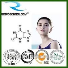 De alimentação de alta qualidade pele condicionado agente Xanthine 69-89-6