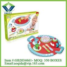 New product wooden kitchen set toy kitchen set