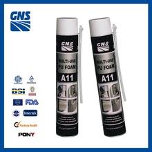 construction pu foam adhesive sealants