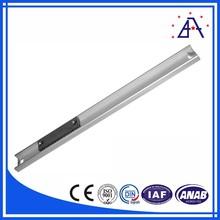 Extruded Aluminum Rail/Aluminum Profile Rails 6063 T5