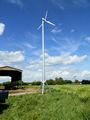 5kw micro turbines hydro générateurs pour la vente à bas régime