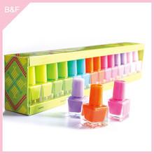 fábrica al por mayor de esmalte de uñas de belleza de las uñas y carteles de accesorios