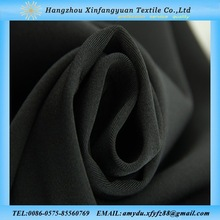 95 polyester 5 spandex elastane fabric polyester spandex fabric for garments