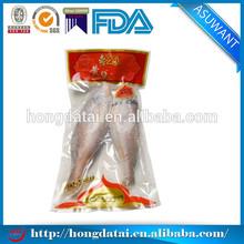 Custom made transparent vacuum sterilization cooking bags