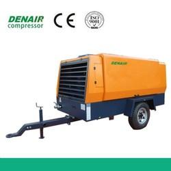 15.0m3/min@13bar portable diesel driven air compressor for sale