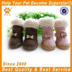 2015 JML Winter Dog Boots,Lovely Dog Shoes with Warm Fur,Pet Socks,Pet Footwear,Pet Accessories