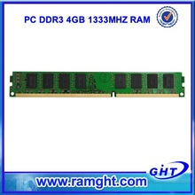 Professional rams from china factory memoria ram ddr3 4gb 1333mhz