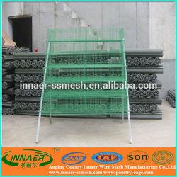 galvanized metal quail breeding cages for quail farming