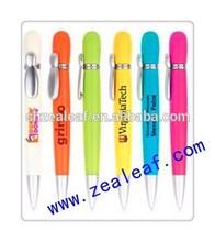 Promotional plastic pen/Logo printed promotion pen