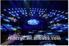 P4 Indoor Programmable display bright sport
