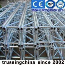 12 inch aluminum square / box truss,aluminum roof truss,aluminum finish line truss with TUV from TRUSSING CHINA