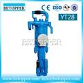 Yt28 diapositiva de mano de perforación de roca / neumática de perforación de roca / martillo neumático de la máquina de perforación