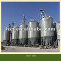 el fondo cónico 1000 tonelada utiliza silos de metal para la venta