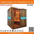 infrared sauna lüks spor sauna Gizli kamera masaj odası
