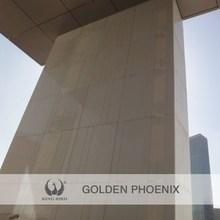 China Hotsale Fiberglass Wall Cladding Decorative Panels Nano Glass Stone