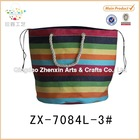 PAPER STRAW BEACH BAG TOTE STRAW BAG