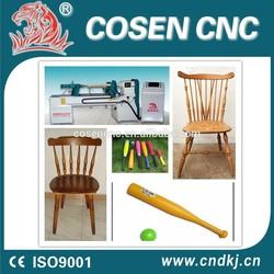 ce certificate european quality baseball bat machine wood turning lathe wood machine