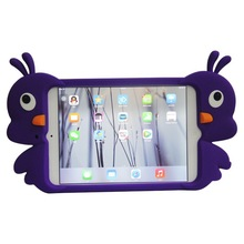 New Cute Lovely Cartoon Bird shaped Smart Cover Case for iPad Mini on sale new patent cover