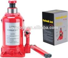 20T Hydraulic bottle jack J2002