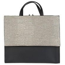 Popular classical office lady bag fashion square snake pattern handbag online wholesale shop SY6041