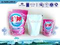 Líquido de lavado detergente ingredientes