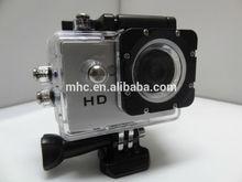 2015 New Products Waterproof Sports Camera Hd 720P Sports Action Camera Hd Sports Camera