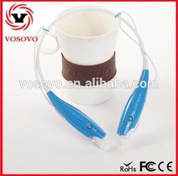 Popular neckband style cheap wireless headphone from China HBS-730