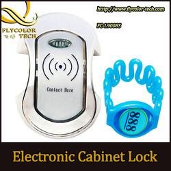 Best selling security system rfid digital locker lock