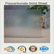high impact Polycarbonate plastic ceiling panel