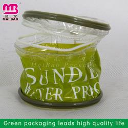 excellent quality foldable color printed pvc cooler bag