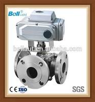 T type / L type electric water diverter valve