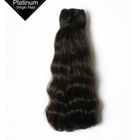 VV Qingdao Factory Black Women Non Clip In Extensions Wholesale Virgin Brazilian Remy Hair Weaving Dubai