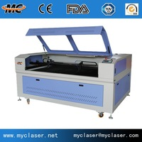Best price and professional CO2 hobby cnc butterfly paper cut laser cutting machine 1610