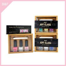 Private label makeup Nail Polish acrylic liquid for nail art led uv gel nail gel polish