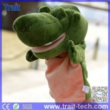 Hand puppet doll/plush doll hand puppet/baby doll hand puppet toy, Crocodile